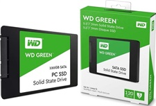"Western Digital Green 2.5"" 120GB SATA3 SSD WDS120G1G0A"