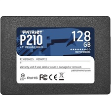 "Patriot P210 2.5"" SSD SATA III 128GB"