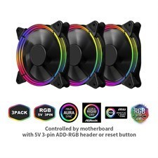 1st player FIRE BASE G3 RGB Charming Look & Powerful Performance Unified Cooling Kit