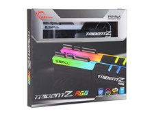 TridentZ RGB 32GB (16GBx2) DDR4-3600 Dual Channel Kit