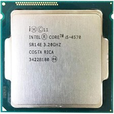 Intel Core i5-4570 Processor (Only Chip)
