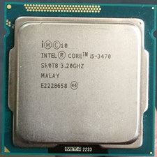 Intel® Core™ i5-3470 Processor (Only Chip)