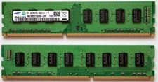 4 GB DDR3 System Pulled Branded Ram 12800-1600MHz For Desktop