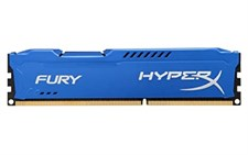 HyperX FURY 8GB DDR3 1600Mhz Gaming Memory