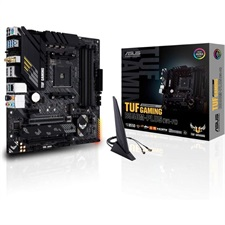 ASUS TUF Gaming B550M-PLUS Wi-Fi AM4 Micro-ATX Motherboard