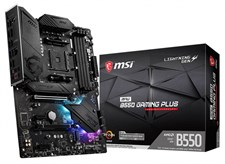 MPG B550 GAMING PLUS
