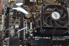 AMD A6 3xxx Series Processor + Motherboard + Cooler