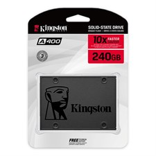 Kingston 240GB A400 SATA Solid State Drive