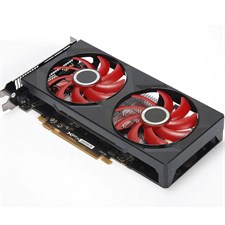 XFX RX 560 Double Dissipation OC 4 GB